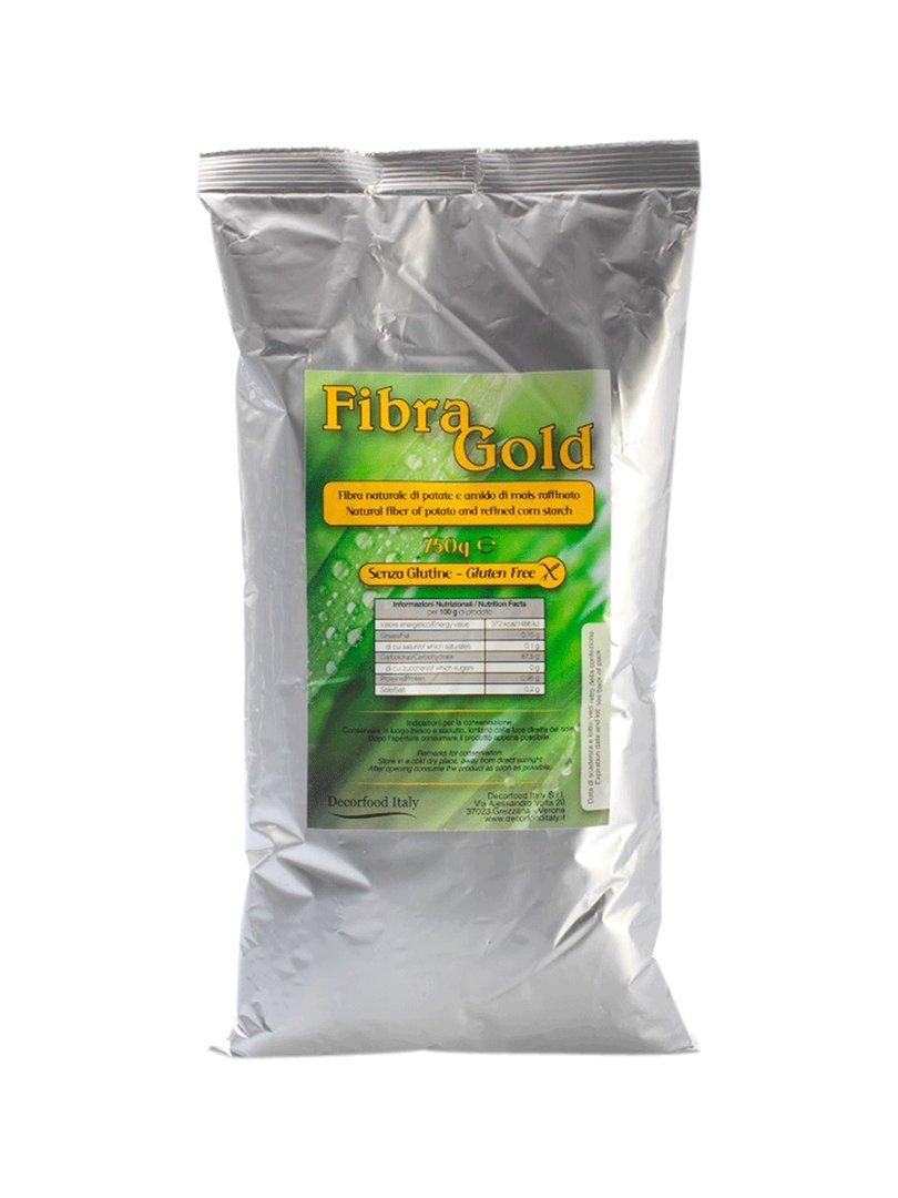 Acquista il prodotto Fibra Gold addensante naturale sacchetto da 750 g