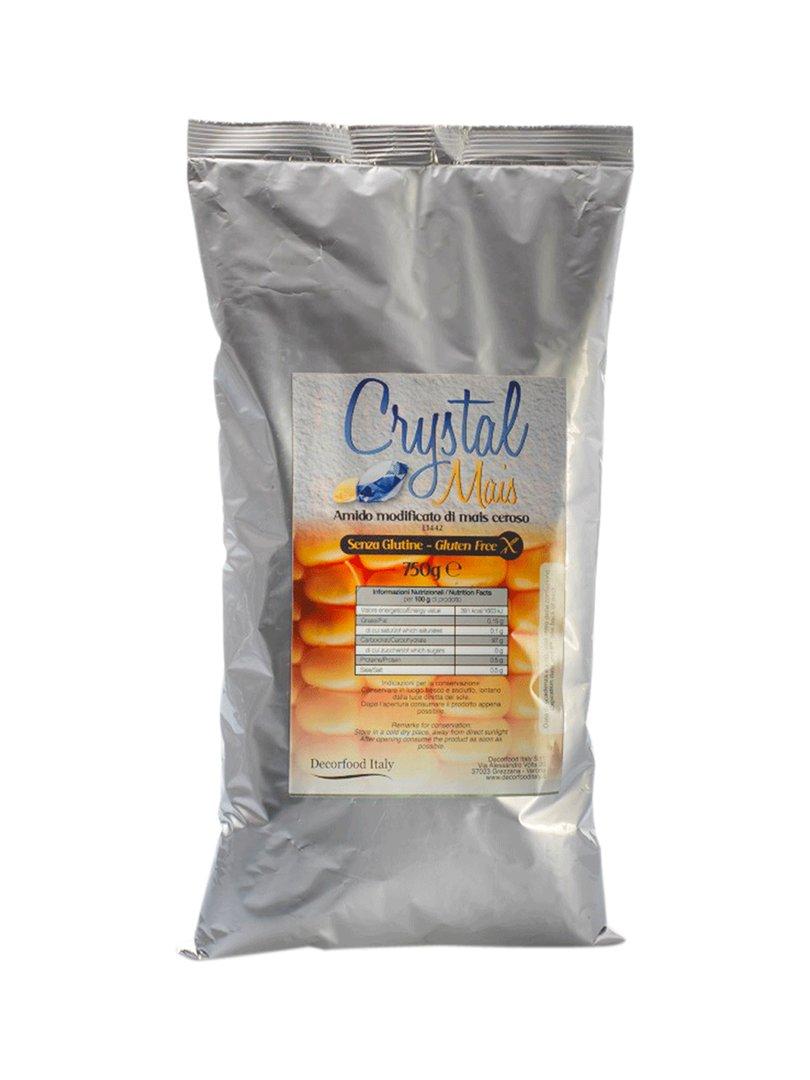 Acquista il prodotto Crystal mais addensante naturale sacchetto da 750 g