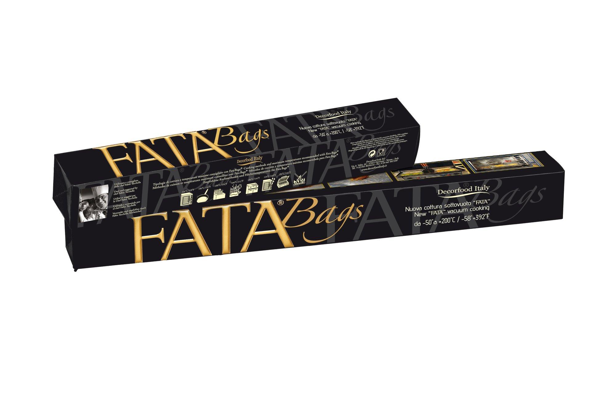 Acquista il prodotto Fata Bags sacchetti per cottura sottovuoto 20x30 cm apertura lato 30