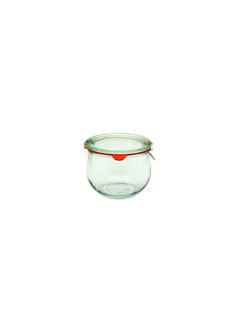 Acquista il prodotto Boccale a corolla Weck 580 ml